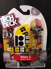 New Tech Deck ULTRA RARE PLAN B Series 7 Skateboards Fingerboards SK8