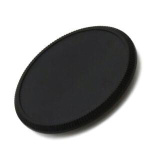 Digital Camera M42 42mm Screw Mount Rear Lens Body Caps Black Cover Plastic C4G5