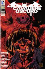 fumetto BATMAN IL CAVALIERE OSCURO editoriale DC COMICS LION numero 20