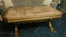Tisch Mit Fliesen In Couchtische Gunstig Kaufen Ebay