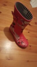 Boots Size 4 joules
