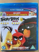 The Angry Birds Película 2017 Animación Comedia Familia Película Ru Blu-Ray