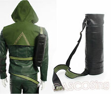 Free Shipping Green Arrow Oliver Queen Cosplay Costume ( Just Arrow Bag )