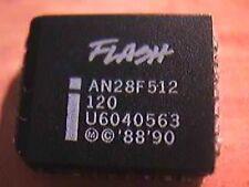 INTEL/AMD AN28F512-120 PLCC