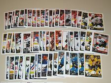 2017-18 Panini NHL Hockey Stickers Pick 7 list Complete your Book **Updated 8/12
