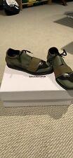 Green Balenciaga Casual Shoes for Men
