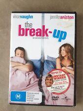 The Break Up (DVD, 2006)  Jennifer Aniston Vince Vaughn Brand New Free Post R4