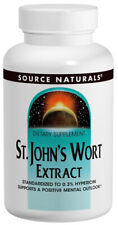 SOURCE NATURALS - St. John's Wort Extract 300 mg - 120 Tablets