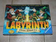 Ravensbuger - LABYRINTH - Das Duell - Marco Teubner - komplett und guter Zustand