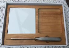 JUDGE CHEESE BOARD AND KNIFE NEW