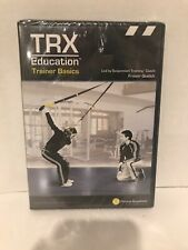 TRX Education Trainer Basics Coach Fraser Quelch Fitness Anywhere