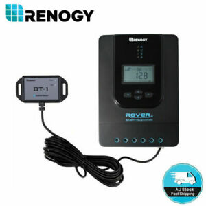 Renogy Rover 20/30/40A MPPT Solar Regulator Controller Bluetooth Lithium AGM Gel