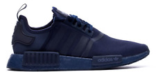 NEW adidas NMD_R1 Collegiate Navy Blue FV9018 Mens Boost Shoes w1
