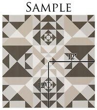 "SAMPLE of 24"" x 24"" REFIN Ceramiche FRAME CARPET MODULO Floor Italian Tile"