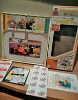 TAKARA School Punch Indy 500 Mile Race Game Retro Game Analog Rare Japan Limited