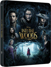 Into the Woods - Steelbook - Zavvi - Bluray - NEUF