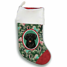 Puggle Christmas Stocking