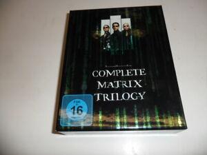 Blu-Ray     Matrix - The Complete Trilogy