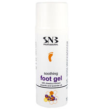 SNB Soothing Foot Gel with Propolis & Lavender Oil for Tired Legs & Feet 100 ml