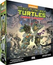 Teenage Mutant Ninja Turtles Adventures Change is Constant Board Game TMNT IDW