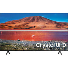 "Samsung UN43TU7000 43"" TU7000 Titan Gray Crystal UHD 4K Smart HDTV"