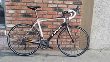 Trek Domane 4 Series 58cm Mens Road Bike OCLV Carbon Bontrager Bicycle Shimano
