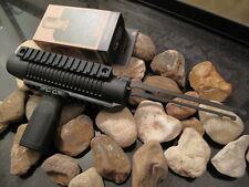 Mossberg 500 590 / Maverick 88 Shotgun Forend  w / Railed Grip Picatinny