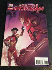 "Invincible Iron Man#1 Incredible Condition 9.4(2016)""Variant"""