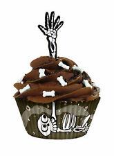 Skeleton Halloween Cupcake Decorating Kit from Wilton 7081 - NEW