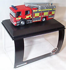 Scania CP28 Pump Ladder Kent Fire & rescue 1-76 Scale  new in case 76SFE009