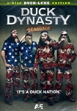 Duck Dynasty Season 4 2-Disc Duck-Luxe Edition LN EXCELLENT CONDITION