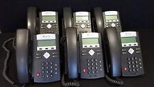 6 Stk. POLYCOM SoundPoint IP331 IP-Tischtelefon | 2 line VoIP | SIP
