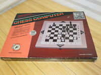 FIDELITY Designer Display 2000 6102 CHESS COMPUTER by FRANCO ROCCO - COMPLETE