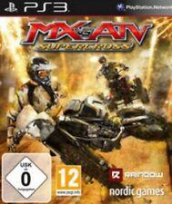 PLAYSTATION 3 MX vs ATV Supercross guterzust.