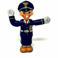 T.N. Mechanical Mr. Traffic Police Man, Nomura Tin, 50's - 60's, (Co)