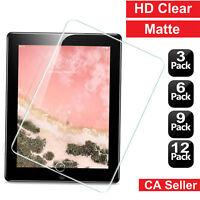 Premium HD Matte/Clear Slim Screen Protector Film For iPad Air/Mini/Pro/New iPad