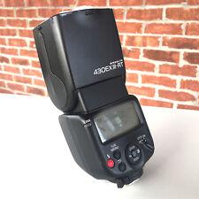 New listing Canon Speedlite 430Exiii-Rt
