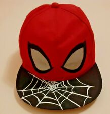 Spiderman Marvel Official Sports Basebal Cap Red New Adjustable age 10 upwards