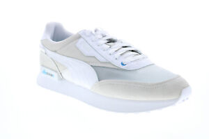 Puma Future Rider X Cloud 9 Mens Gray Collaboration & Limited Sneakers Shoes