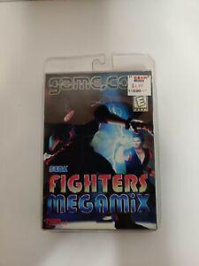 Fighters Megamix Game.com Sega Tiger Brand New Sealed