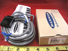 Banner SE61RMHS Sensor Receiver 25972 Self-Contained 10-30v dc 4-Wire Range 6'