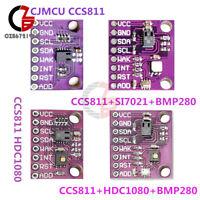CCS811+SI7021+HDC1080+BMP280 Carbon Monoxide Temperature Humidity Air Gas Sensor