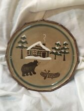 Sonoma Life+Style, LODGE Pattern Dinnerware, Serving Plate, PERFECT