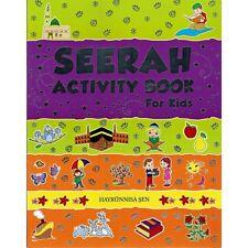 Seerah Activity Book For Kids - PB -