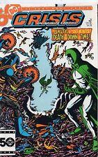 Crisis On Infinite Earths #10 (NM) `86 Wolfman/ Perez