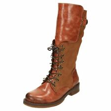 Ladies Rieker Mid Calf Boots - 92269