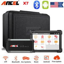 Bi-Directional Automotive Bluetooth Full System OBD2 Scanner Car Diagnostic Tool