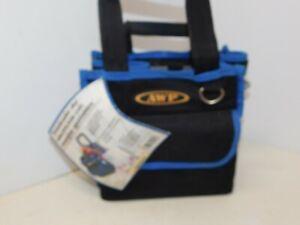Tool Bag AWP HP Ballistic Nylon Durable Heavy Duty ELECTRICIANS Mtpl Pocket #5