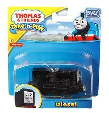 Thomas & Friends Take-n-Play Diesel Train CBL82 – Die-cast & Magnetic Engines