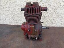 Vintage Ancien moteur compresseur Westinghouse paris vieux outil